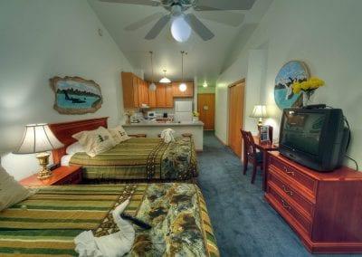 Deluxe Room Frontier Suites Airport Hotel