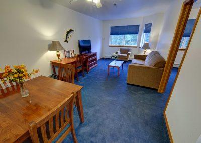 Frontier Suites room