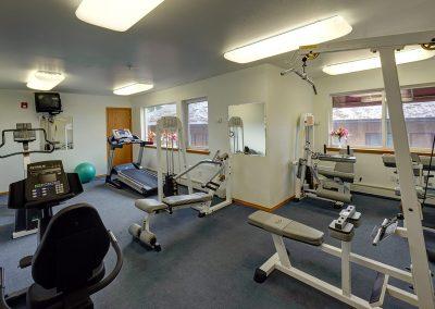 Frontier Suites Fitness