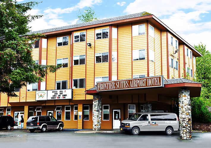 looking for hotel in Juneau
