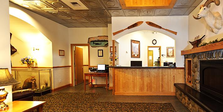 recommend hotel in Juneau