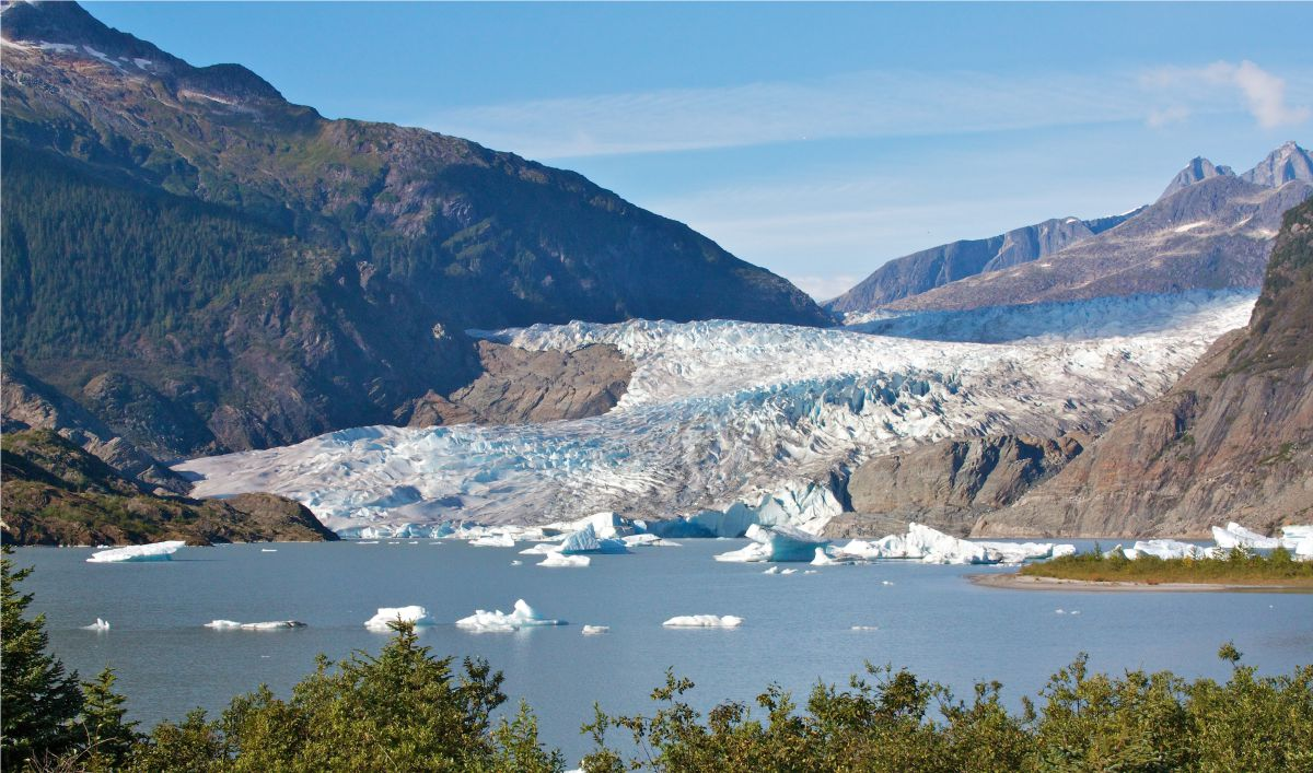 Soak In The Scenery On A Mendenhall Glacier Raft Tour