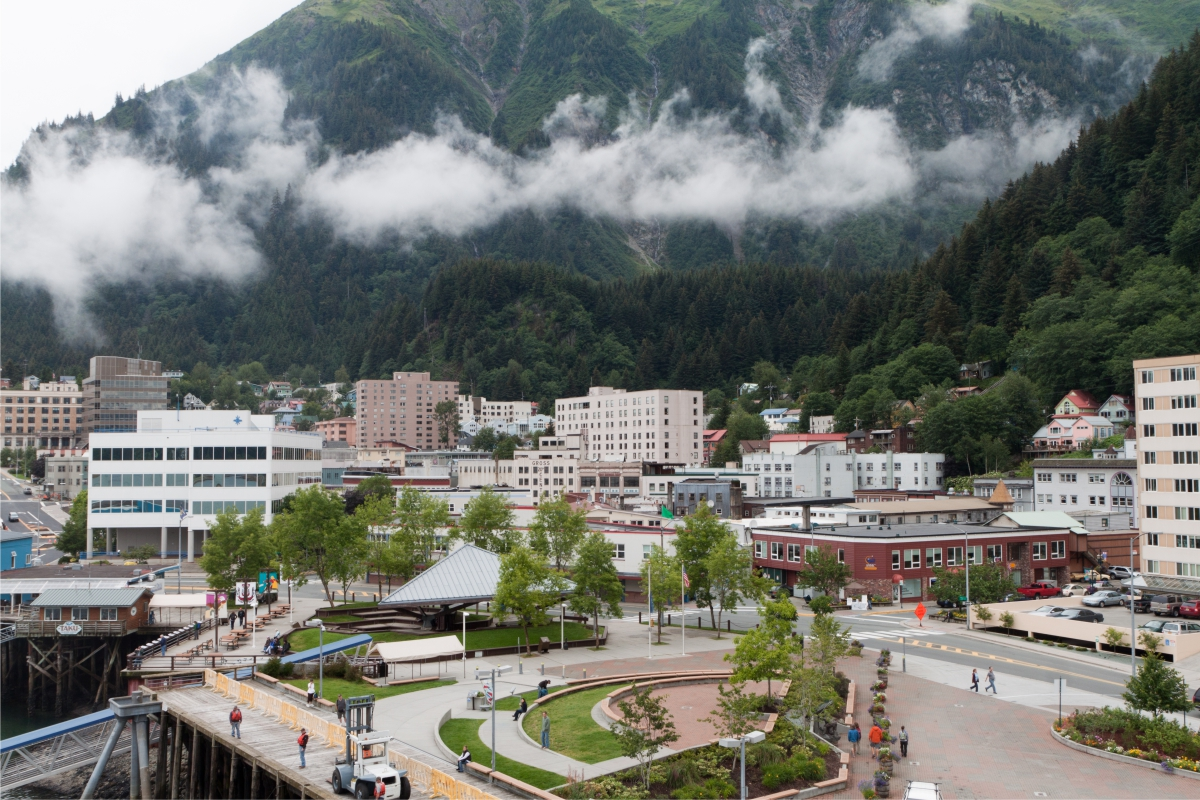 choose hotel in Juneau