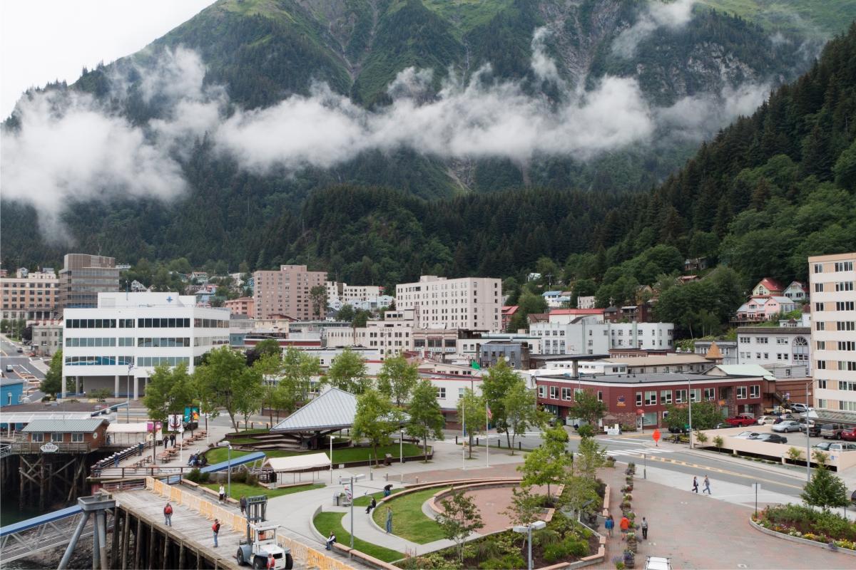 hotel in Juneau