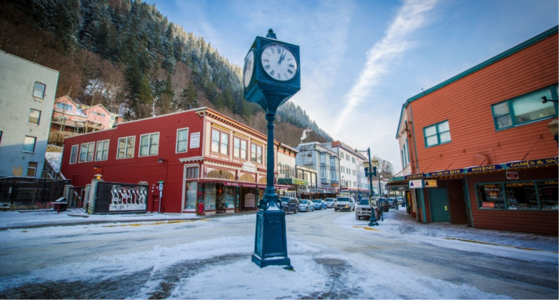 facts about Juneau