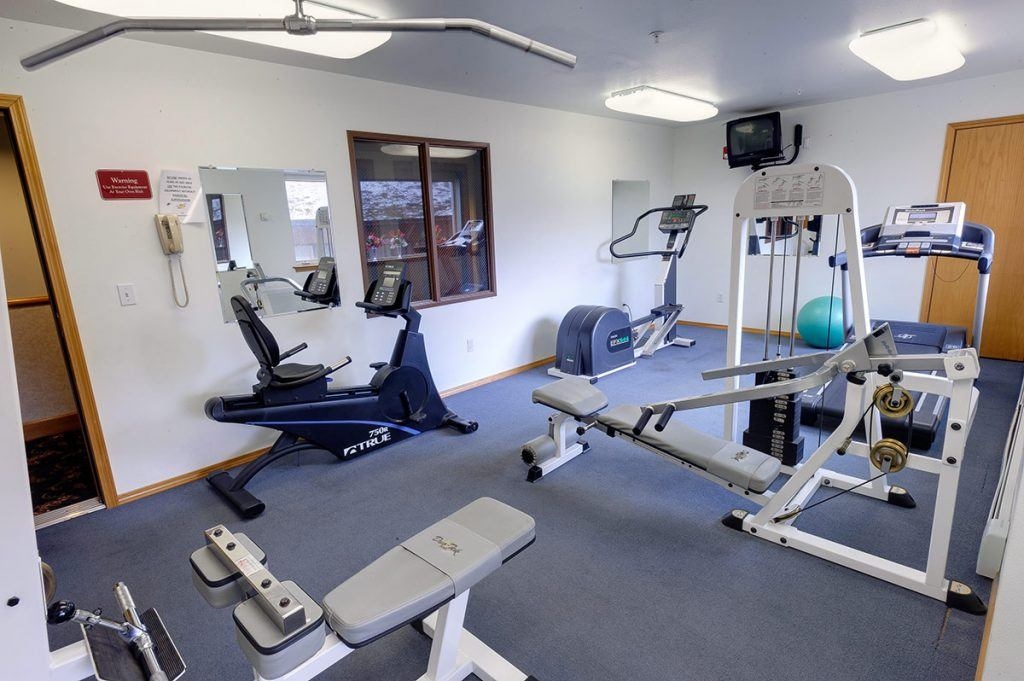Juneau Hotel with Fitness