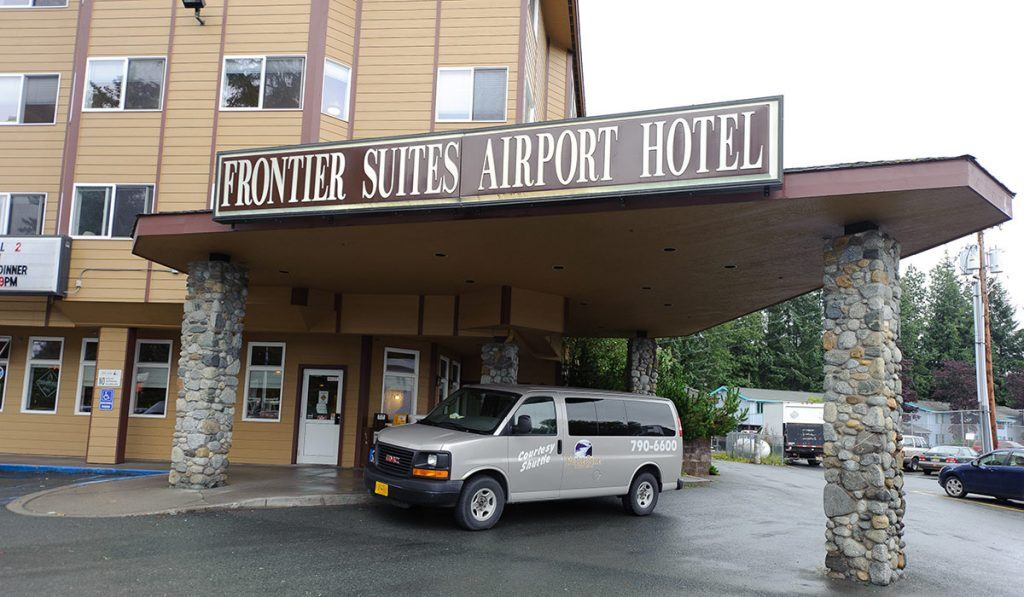 Frontier Suite Hotel Juneau free Shuttle