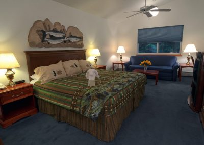 Juneau Hotel Room