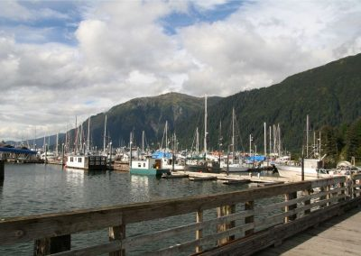 juneau summer vacation booking